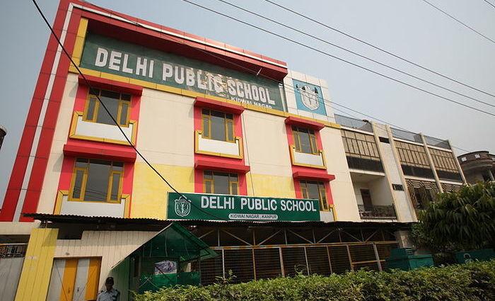Escola pública de Nova Délhi. Foto: Reprodução/Internet