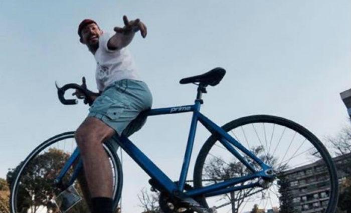 Ciclista morto atropelado recebe homenagem no dia quem faria 24 anos. Foto: Reprodução/ Facebook
