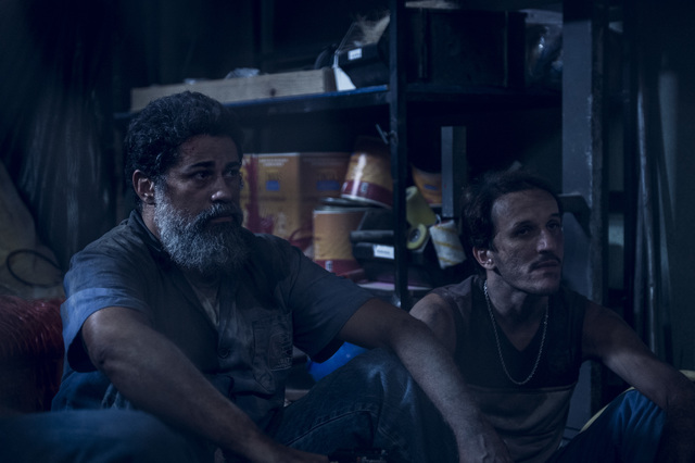 Arilson Lopes e Demick Lopes no papel de Bené e Zica, respectivamente. Foto: Globo/Divulgação