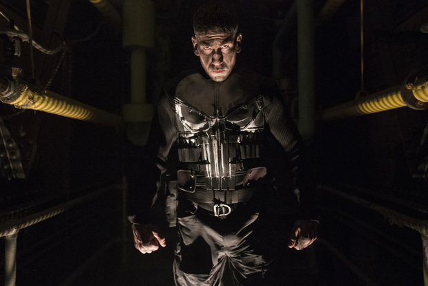 Jon Bernthal entrega a melhor versão em carne e osso personagem, já adaptado anteriormente para o cinema. Foto: Netflix/Divulgação
