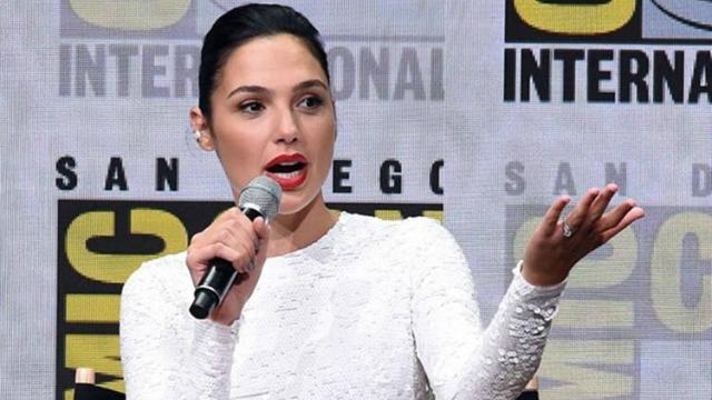 Atriz israelense interpretou a heroína mais lucrativa da DC Comics. Foto: Kevin Winter/AFP