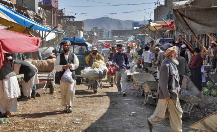 Afeganistão. Foto: WikiCommons/Scott Clarkson
