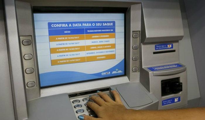 Caixa Econômica Federal Foto:Marcos Corrêa/PR