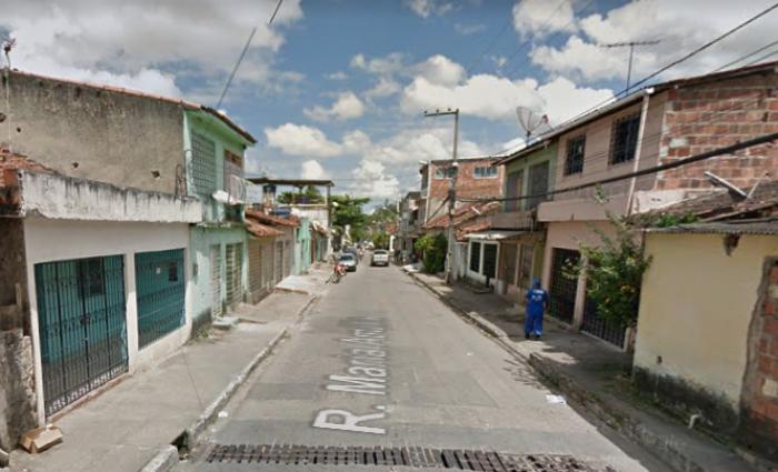Preso homem suspeito de assassinar duas mulheres na Macaxeira. Foto: Google Maps/ Reprodução