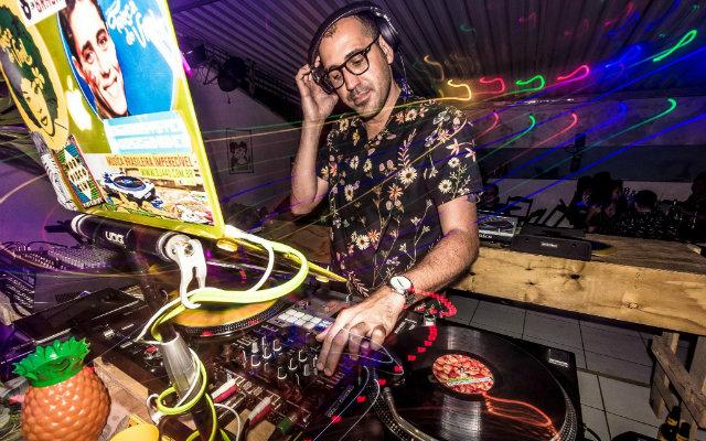 Juniani Marzani, o DJ 440, fundou festa que se tornou projeto da sua vida. Foto: 3po4Fotografia/Divulgação