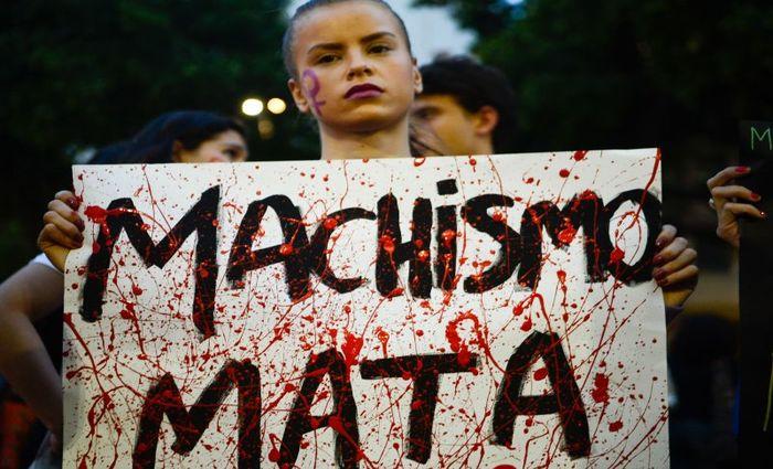 Mulheres de todo país se unem e protestam por mais direitos - Tomáz Silva/Agência Brasil