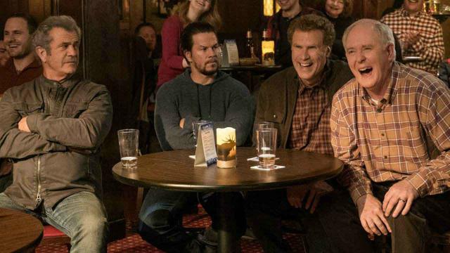 Filme segue as características provenientes da dificuldade de dar continuidade a uma comédia. Foto: Paramount/Divulgação