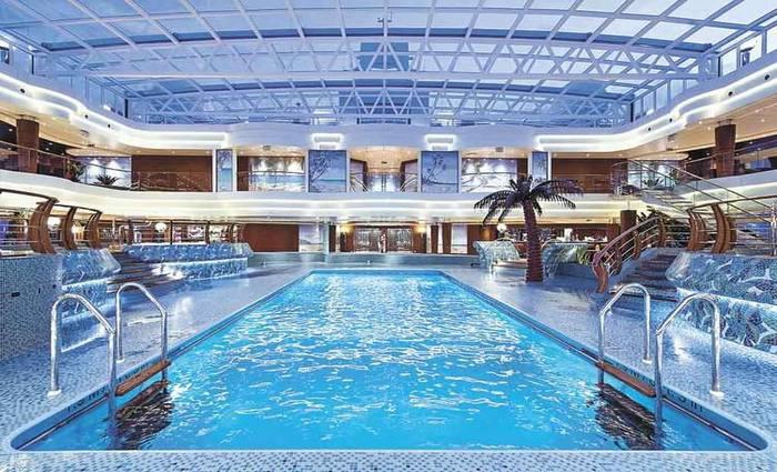 Verdadeiros hotéis de luxo, os navios atraem pessoas que sonham embarcar nesta temporada. Foto: Ivan Sarfatti/MSC Cruzeiros (Foto: Ivan Sarfatti/MSC Cruzeiros)