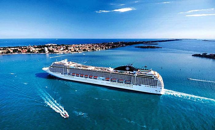 Os navios da MSC são os com maior capacidade de passageiros. Foto: Ivan Sarfatti/MSC Cruzeiros (Foto: Ivan Sarfatti/MSC Cruzeiros)