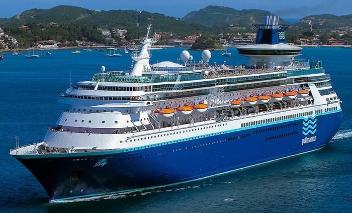 O navio Soberano, da Pullmantur será o único a oferecer all-inclusive de bebidas. Foto: Pullmantur/Divulgação (Foto: Pullmantur/Divulgação)