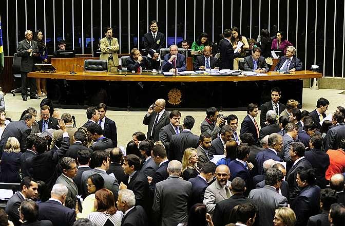Foto: Gustavo Lima/Câmara dos Deputados