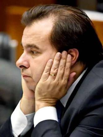 Maia: 'Reforma não pode ser votada de qualquer jeito'. Foto: EVARISTO SÁ/AFP