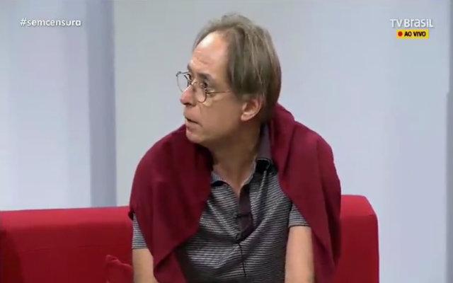 Pedro Cardoso deixa Sem Censura após fala sobre grevistas e racismo