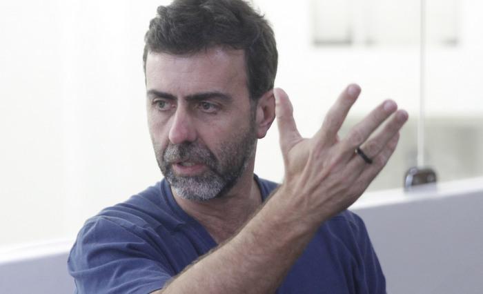 Ex-candidato a prefeito do Rio vai disputar Câmara Câmara Federal, em 2018, e tentar ajudar o PSol a escapar da degola da cláusula de barreira Crédito: Ricardo Fernandes/DP