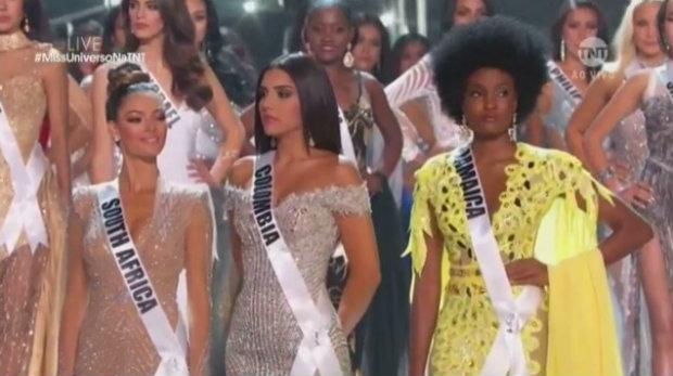Top 3: África do Sul, Colômbia e Jamaica