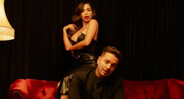 Anitta e J Balvin fazem parceria em Downtown. YouTube/Reprodução