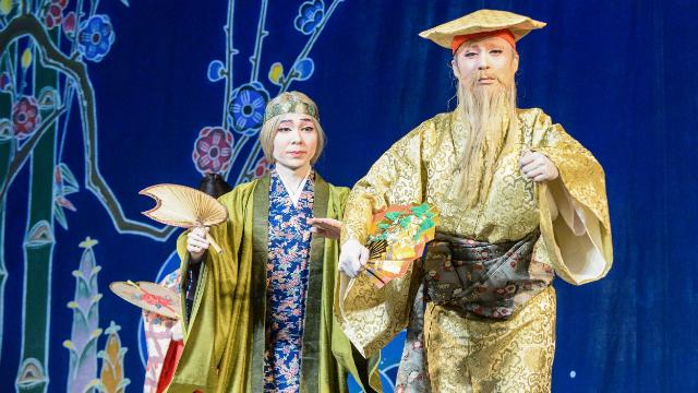 Evento contará com um desfile de Yukata, tradicional vestimenta japonesa. Foto: Marcel Uyeta/Divulgação