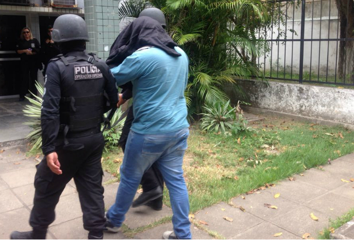 Prisões aconteceram nas cidades de Caruaru, Gravatá e Garanhuns. Foto: Polícia Civil/Divulgação (Prisões aconteceram nas cidades de Caruaru, Gravatá e Garanhuns. Foto: Polícia Civil/Divulgação)
