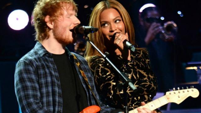 Artistas já cantaram juntos no Grammy em tributo a Stevie Wonder. Foto: CBS/Reprodução