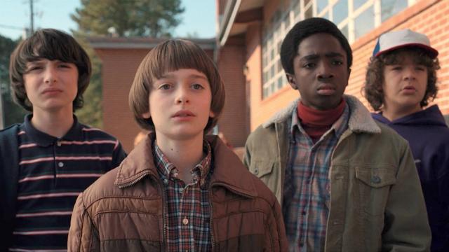 Stranger Things tem mais uma temporada garantida. Foto: Netflix/Reprodução