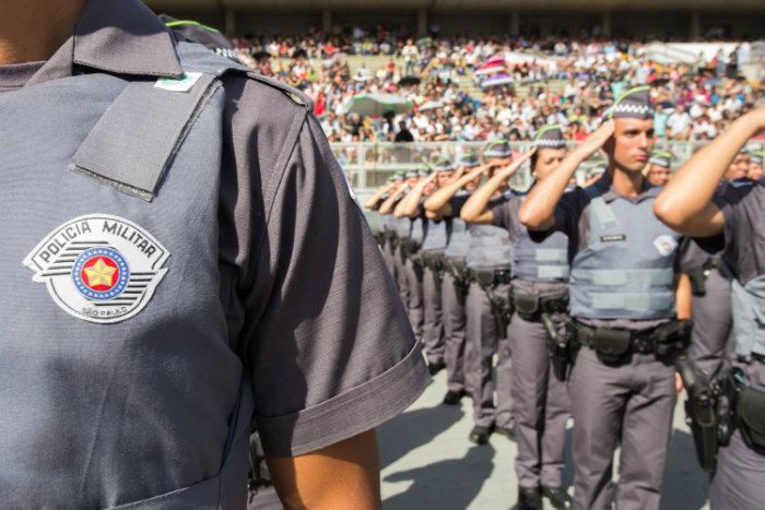 Mais de 1.140 policiais militares foram assassinados desde 2001 no estado de São Paulo, um efetivo equivalente a dois batalhões inteiros da corporação. Fotos: Reprodução/Fotos Públicas. (Mais de 1.140 policiais militares foram assassinados desde 2001 no estado de São Paulo, um efetivo equivalente a dois batalhões inteiros da corporação. Fotos: Reprodução/Fotos Públicas.)