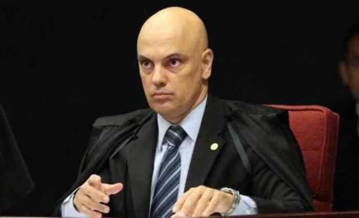 Ministro Alexandre de Moraes Foto:Carlos Moura/ SCOSTF