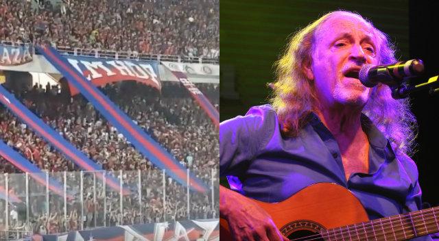 O clube Cerro Porteño, de Assunção, capital do Paraguai, adaptou a música lançada em 1983. Fotos: Facebook/Reprodução e Roberto Ramos/DP