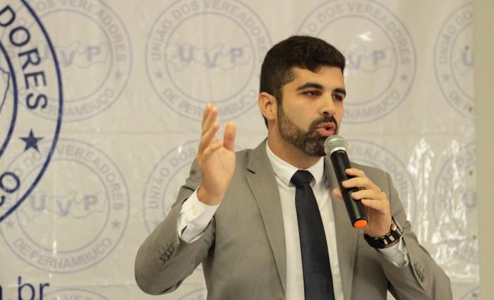 O advogado e professor Felipe Ferreira Lima (PPS) é o novo superintendente da Secretaria do Patrimônio da União (SPU) em Pernambuco. Crédito: foto divulgação