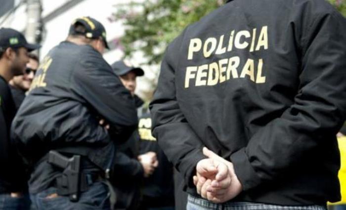 Policia federal. Foto: Marcelo Camargo/Arquivo Agência Brasil