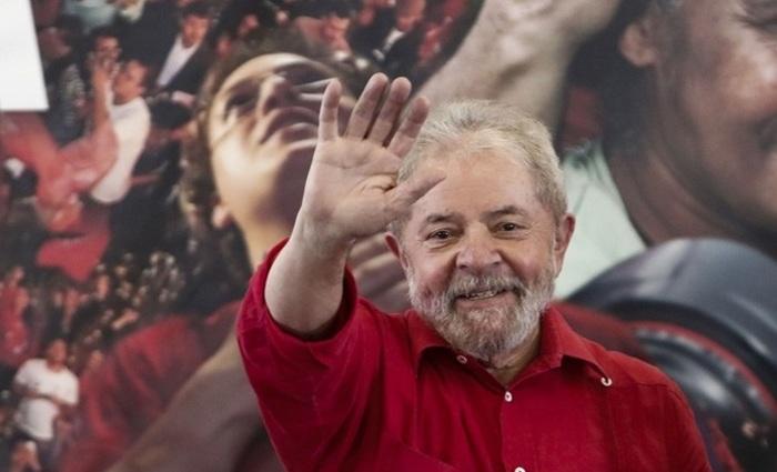 Ex-presidente Luiz Inácio Lula da Silva. Foto: Miguel Schincariol AFP