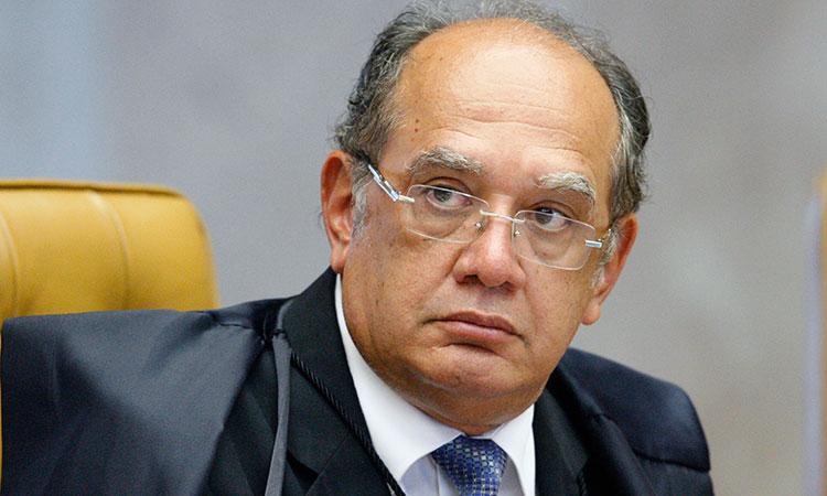 Presidente do Tribunal Superior Eleitoral Gilmar Mendes. Foto: Divulgação