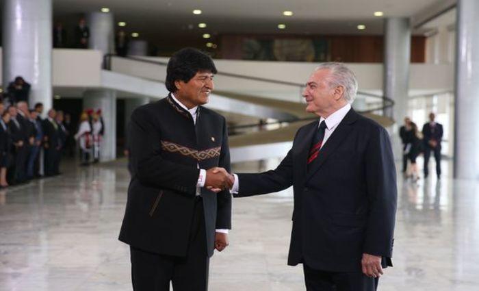 Encontro ocorreu no Palácio do Planalto. Foto: José Cruz/Agência Brasil (Foto: José Cruz/Agência Brasil)