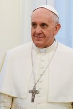 O papa Francisco argumenta que a decisão pode prevenir conflitos. Foto: Reprodução/Internet
