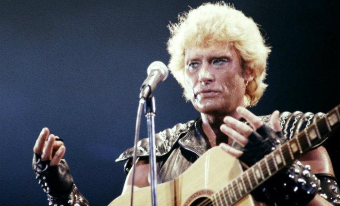 "Um de seus apelidos era ""Elvis francês"". Foto: Philippe Bouchon/AFP"