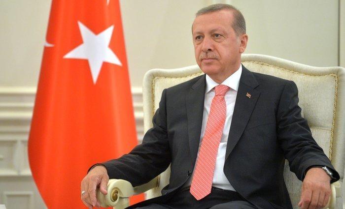 O presidente da Turquia Recep Tayyip Erdogan. Foto: Reprodução/Internet