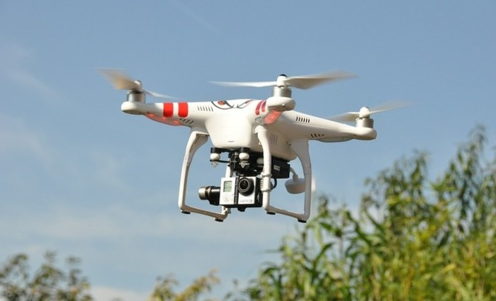 Drones serão divididos de acordo com sua utilização. Foto: Reprodução/Pixabay