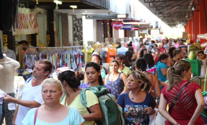 O Moda Center Santa Cruz vai realizar um novo dia de feira para atender à demanda de fim de ano. Foto: Moda Center Santa Cruz/Divulgação