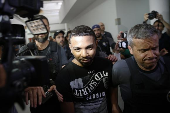 Outras seis pessoas foram presas nas comunidades, e dois menores foram apreendidos. Foto: Tânia Rego/Agencia Brasil