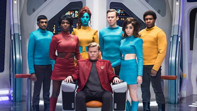 A temporada contará com um episódio inspirado em Star Trek, intitulado U.S.S. Callister. Foto: Netflix/Divulgação