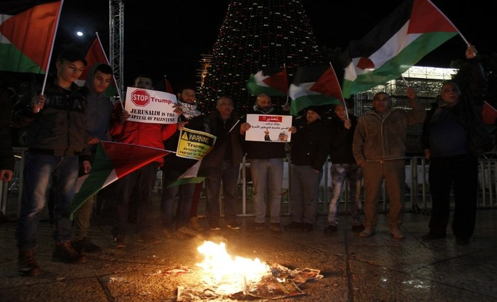 Foto: Musa Al Shaer/AFP (Foto: Musa Al Shaer/AFP)