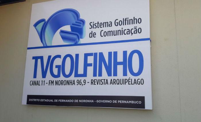 TV Golfinho é reinaugurada em Fernando de Noronha. Foto: Divulgação