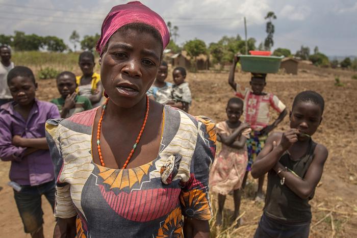 Jamiya  Bauleni. Foto: Amos Mulira/AFP
