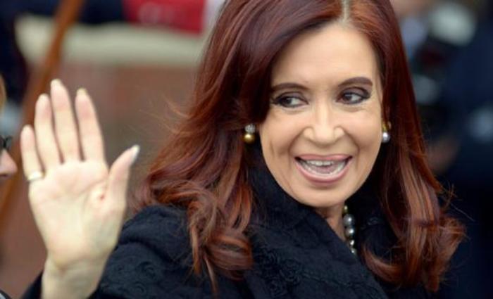 Ex-presidente da Argentina, Cristina Kirchner. Foto: Divulgação