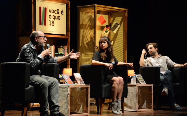 Jornalista, atriz e humorista compartilham experiências pessoais. Foto: Ana Lícia Menezes/Divulgação
