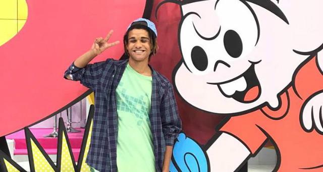 Nik será interpretado pelo ator baiano Lucas Leto. Foto: MSP/Divulgação
