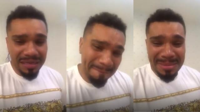Naldo se diz arrependido pelas agressões e afirma que arma não tem relação com a briga. Fotos: YouTube/Reprodução