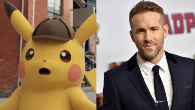 Detective Pikachu será mais um produto da franquia de mídia Pokémon. Foto: Nitendo e AFP/Reprodução