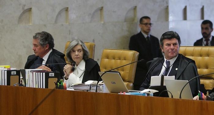 Carmem Lúcia pediu para que os tribunais enviassem as informações referentes à remuneração dos magistrados até esta quarta-feira (6). Foto: Rosinei Coutinho/SCO/STF