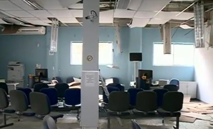 Quadrilha explode cofres do Banco do Brasil de Amaraji