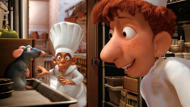 Brasileiro viu Ratatouille centenas de vezes no serviço de streaming. Foto: Pixar/Reprodução